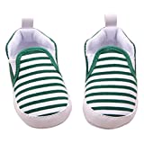Best Voberry Baby Boy Shoes - Voberry® Baby Boys Girls Toddlers Striped Sneakers Soft Review