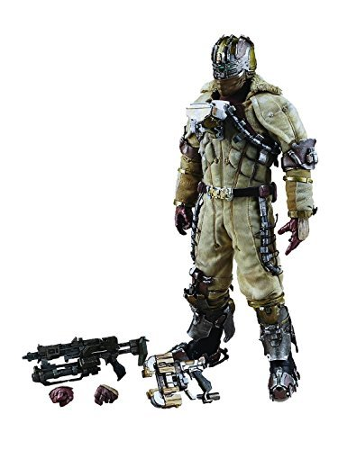 ThreeZero Dead Space 3 Isaac Clarke Snow Suit Version 1/6 Scale Action Figure by Animewild by Animewild (Dead Space 3 Best Suit)