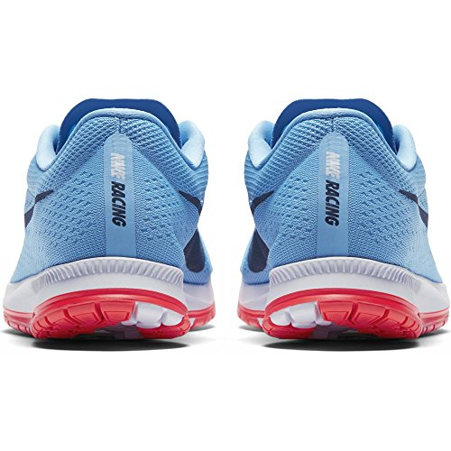 44 Crimson EU 6 Unisex Bright Streak Blue Azul Adulto Nike de 446 Football Zoom Running Fox Zapatillas wZgqOBRxq