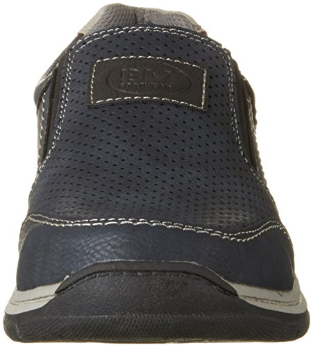 BM Footwear Herren 2710603 Slipper Blau (Navy)