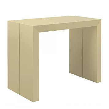 Console Extensible Beige