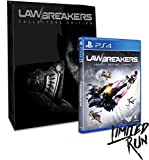 LAWBREAKERS COLLECTOR'S EDITION Limited Run Games Exclusive PS4
