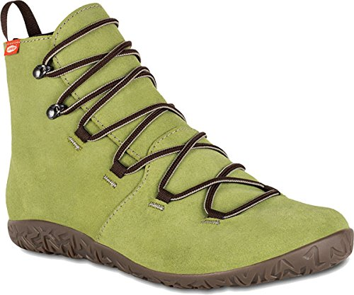 Women Suede Kross Mid Lizard green Urban Rft0fqw