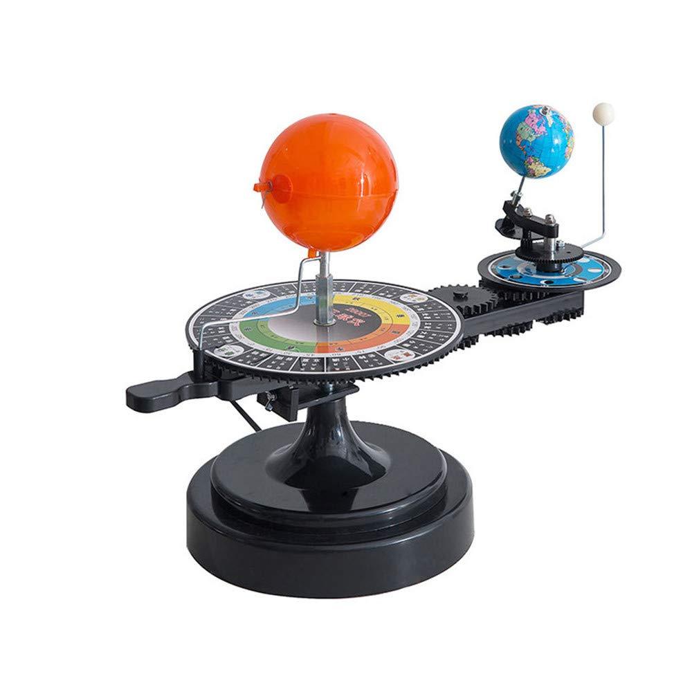 LISH Familie Bildung Popular Science DREI Ziele Ziele Ziele auf Instrument Operation Instrument Meter, Student Geographieunterricht Instrument Model Globe 9f8649