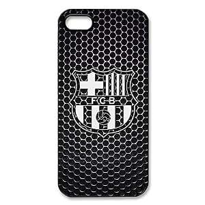 FC Barcelona Logo Image Snap On Hard Plastic Iphone 6 plus 5.5 Case