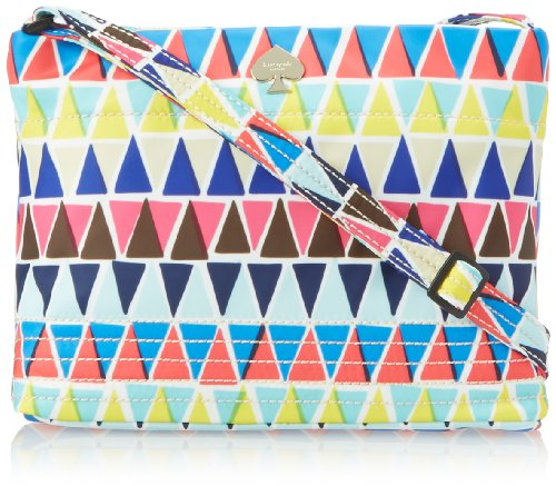 kate spade new york Flatiron Nylon Cammy Cross Body Bag