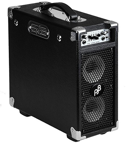 Phil Jones Bass Briefcase Ultimate 200W 2x5 Bass Combo Amp Black