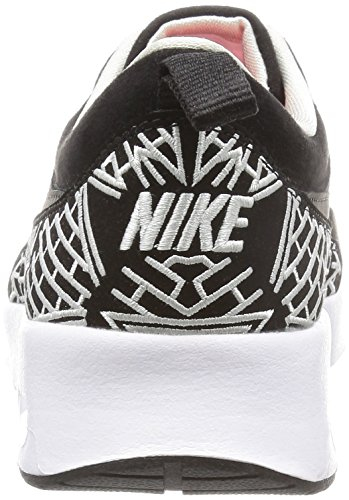 NIKE Black Thea Low Black Air Women��s Max White Sneakers Top r6UavrnBx