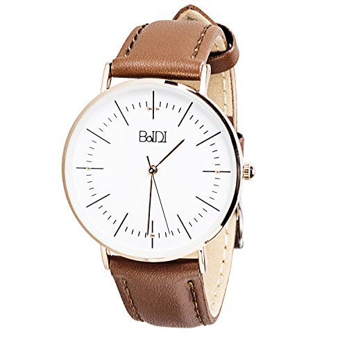 BaIDI Womens Watches Women Wrist Watch Waterproof Analog Watch with Second Hand...