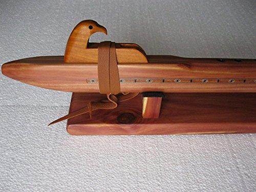 Native American Flute - Low D - Cedar - Hand Made- For smaller hands/Women