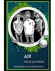 AJR Legendary Coloring Book: Relax and Unwind Your Emotions with our Inspirational and Affirmative Designs