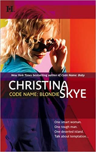 Book Code Name: Blondie by Christina Skye (2006-05-01)