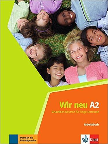 Wir Neu: Arbeitsbuch A2