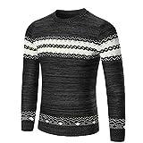 Hot,Yang-Yi 2017 Men's Autumn Winter Sweater Pullover Slim Jumper Knitwear Outwear