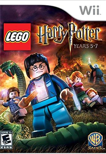 LEGO Harry Potter: Years 5-7 - Nintendo Wii (Renewed) (Lego Harry Potter Years 1 4 Levels)