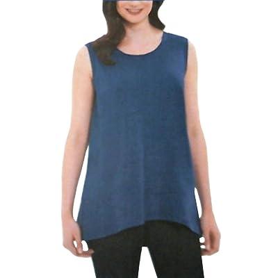 ADRIENNE VITTADINI Women's Sleeveless Fashion Top at Amazon Women's Clothing store