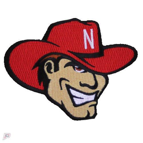 Nebraska Cornhuskers Mascot Logo Iron On Embroidered Patch Large
