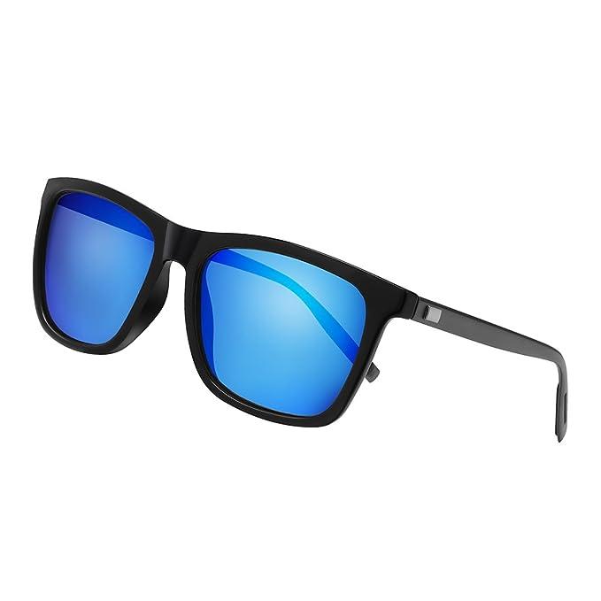 Expresstech @ Gafas de Sol Polarizadas Unisex Protección ...