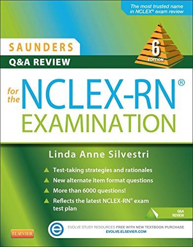 Saunders Q&A Review for the NCLEX-RN® Examination Pdf