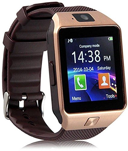 923f34742 Webilla M9 Smart Watch with SIM Support and Camera  Amazon.in  Computers    Accessories