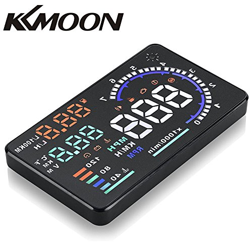 KKmoon Universal Display Interface Speeding
