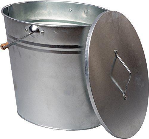 El Fuego® Ascheeimer 24 Liter AY368