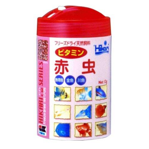 Hikari(ひかり) ひかりFD 乾燥赤虫 フリーズドライ天然飼料 12g