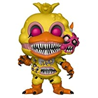 FunKo Pop Vinile: Books: FNAF: Twisted Chica,, 9 cm, 28808
