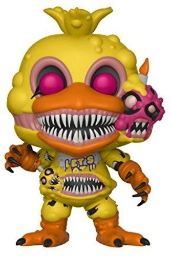 Funko Pop Books: Five Nights At Freddy's-Twisted Chica Colle