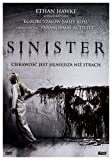 DVD : Sinister [DVD] (English audio)