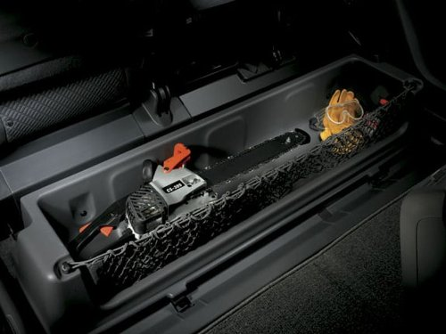 under rear seat storage - 9