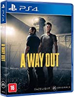 A Way Out Br - 2018 - PlayStation 4