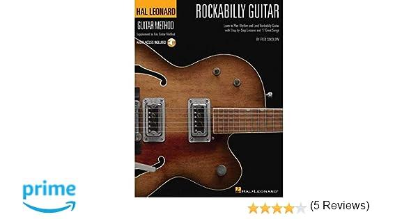 Hal Leonard Rockabilly Guitar Method: sokolow-fred: Amazon.es ...