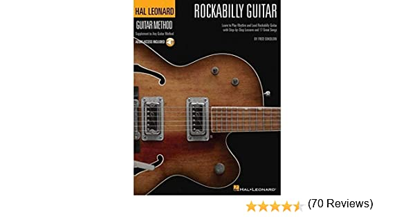 Hal Leonard Rockabilly Guitar Method: Amazon.es: Instrumentos ...