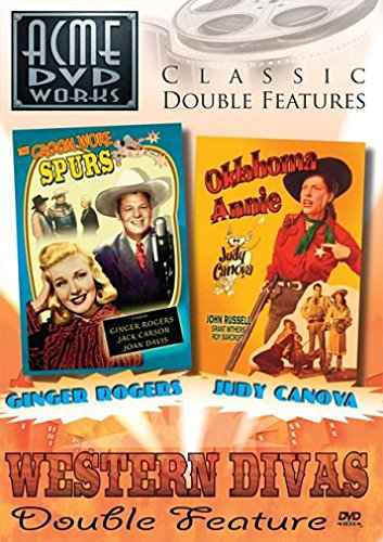 Western Divas Double Feature (The Groom Wore Spurs / Oklahoma Annie) by Vci Video