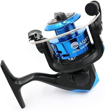 3BB 5.2:1 Gear Ratio Summer Spinning Fishing Reel Light Weight Right//Left-Handed