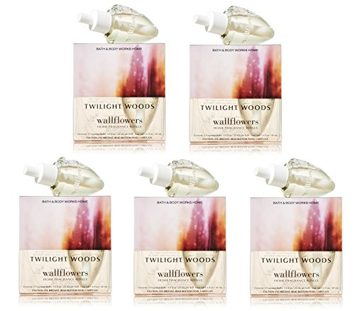 Twilight Woods Wallflowers Lot of 10 by Bath & Body Works