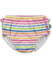 i play........ Ruffle Snap Reusable Absorbent Swimsuit...