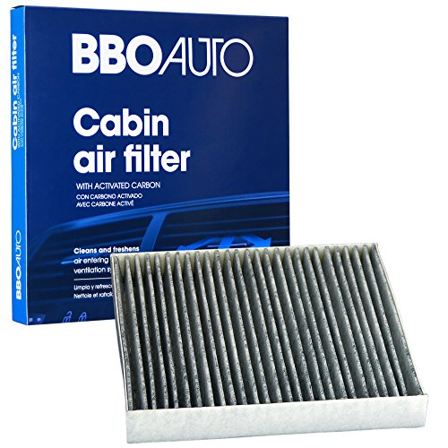 emium Cabin Air Filter with Active Carbon Media – Fits Mitsubishi Lancer, Outlander | Nissan | Infiniti (CF10140 REPLACEMENT) ()