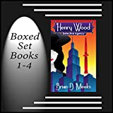 Henry Wood Detective: Boxed Set (Books 1 - 4)