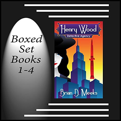Henry Wood Detective: Boxed Set (Books 1-4)