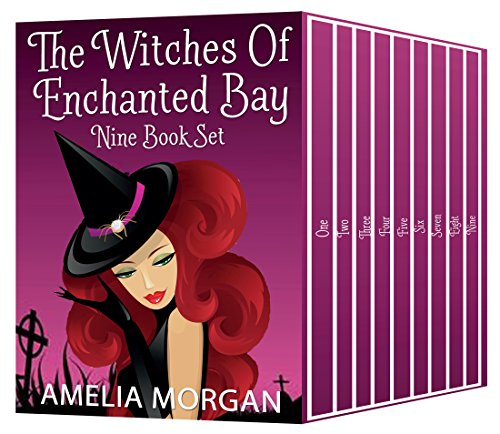 Witches of Enchanted Bay Nine Book Set