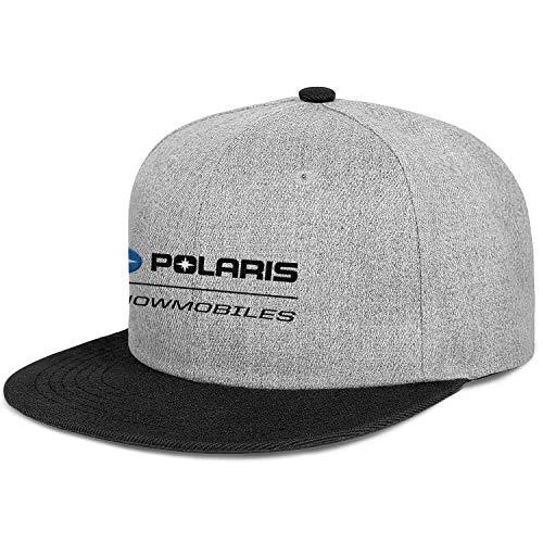 BAOL24QW Unisex Polaris-Industries-Snowmobiles-RV-Baseball Hats Embroidery Cotton Breathable Adjustable Cap (Polaris Industries Snowmobiles)