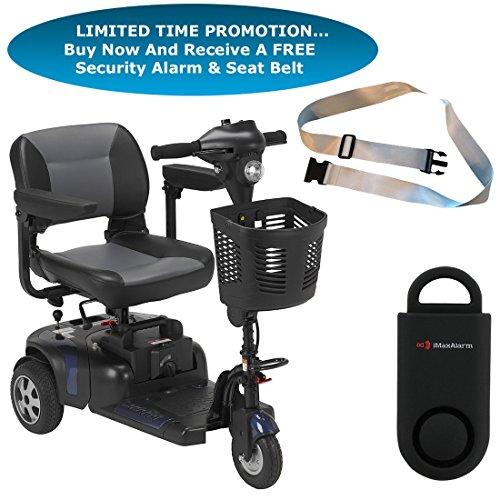Drive Phoenix Heavy Duty Power Scooter, 3 Wheel, 18