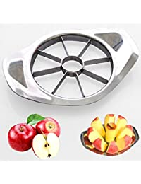 PickUp Chopper,Slicer & Peeler Stainless Steel Apple Corers Slicer Cutter Fruit Knife dispense