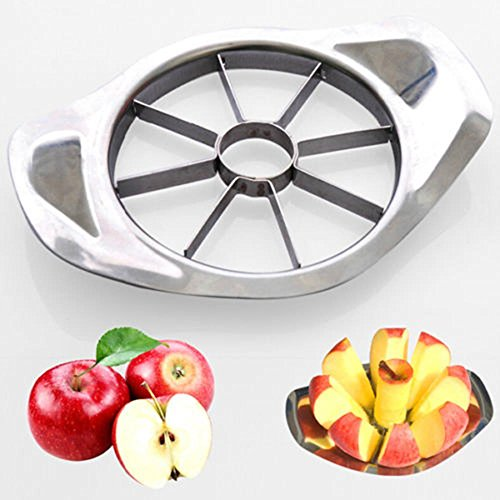 Show Chopper,Slicer & Peeler Stainless Steel Apple Corers Slicer Cutter Fruit Knife price