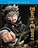 Black Clover: Season One, Part One (Blu-ray/DVD Combo)
