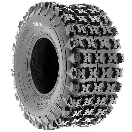 Sun F A027 ATV Tire 22x11x9,6 PLY,Rear by SunF (Image #4)