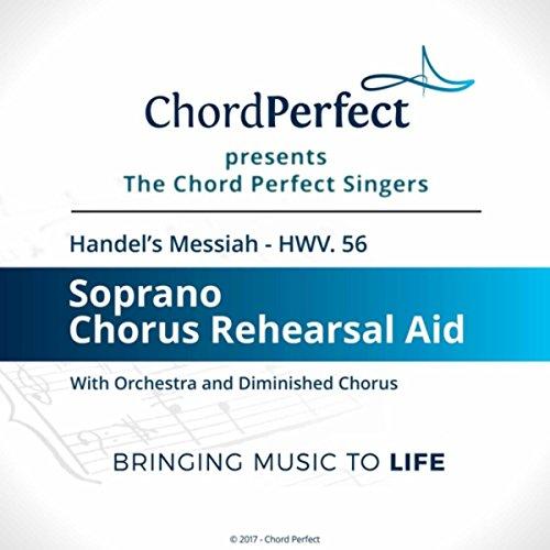 Handels Messiah Hwv 56 Soprano Chorus Rehearsal Aid By The