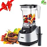 Professional Commercial Blender Coolife with 68oz BPA-Free FDA...